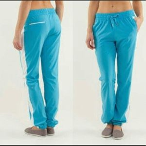 Lululemon Work it Out joggers